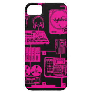 Assemble Your Hustle iPhone SE/5/5s Case