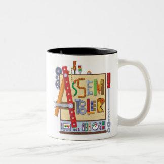 """Assembler"" Mug"