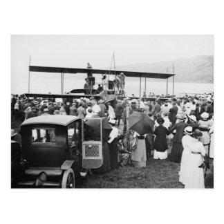 Assembling America: early 1900s Postcard