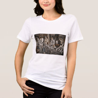 Assembly Munitions Factory Workers  1945 T-Shirt