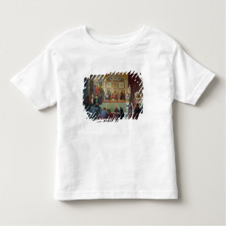 Assembly of Crusaders in Ptolemais in 1148, 1840 Toddler T-shirt