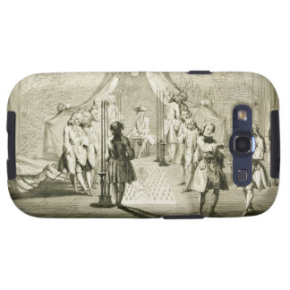 Assembly of Free Masons for the Initiation of a Ma Samsung Galaxy S3 Cover