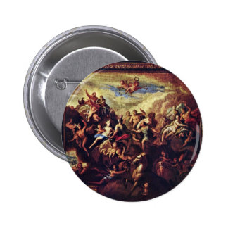 Assembly Of The Gods On Mount Olympus Buttons