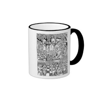 Assembly of the Provostship of the Merchants of Pa Ringer Coffee Mug