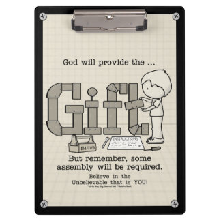 Assembly Required Clipboard