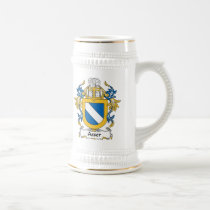 Asser Family Crest Mug