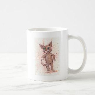 Asserive Cat Coffee Mug