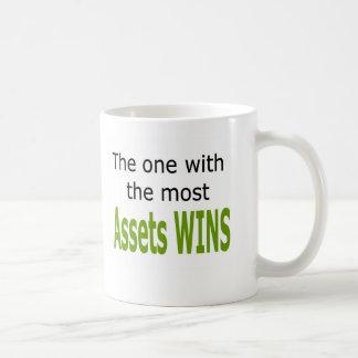 Assets Wins Coffee Mug