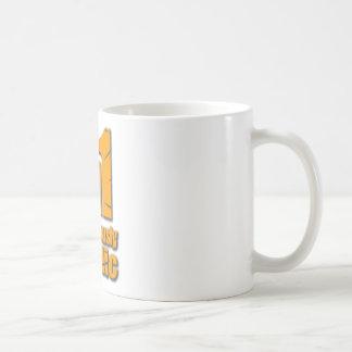 Assiduously Acidic Orange Mugs