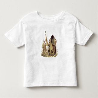 Assiniboin Indians, plate 32 from volume 2 of 'Tra Toddler T-shirt