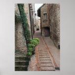 Assisi, Italia Posters