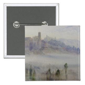 Assisi, madrugada pins