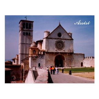 Assisi Postcard