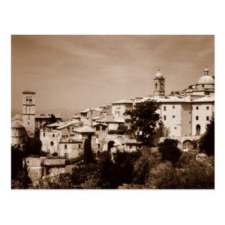 Assisi Post Card