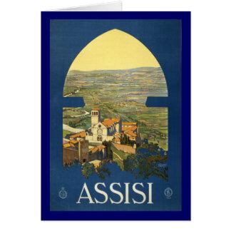 Assisi Tarjeton