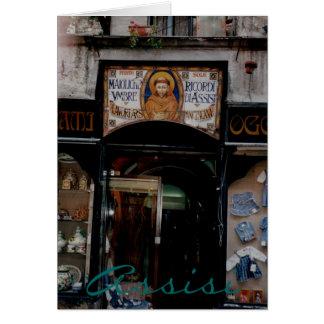 Assisi Umbria Card