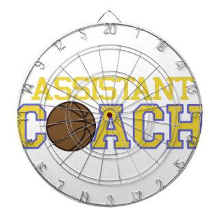 Assistant Coach Dart Board