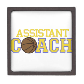 Assistant Coach Jewelry Box