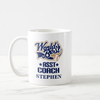Assistant Coach Personalized Mug Gift