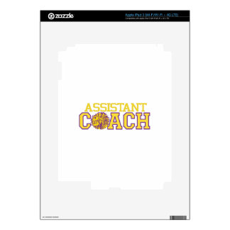 Assistant Coach Skins For iPad 3
