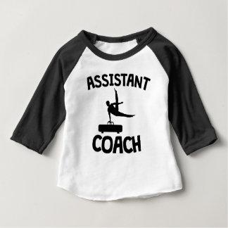 Assistant Gymnastics Coach Baby T-Shirt