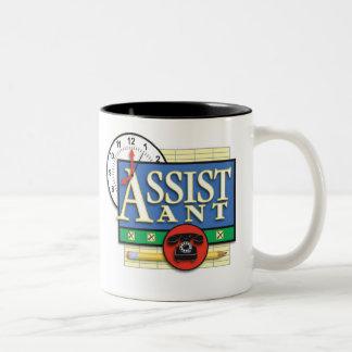 """Assistant"" Mug"