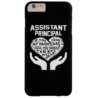 Assistant Principal Barely There iPhone 6 Plus Case