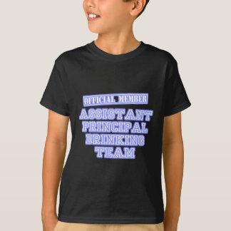 Assistant Principal Drinking Team T-Shirt