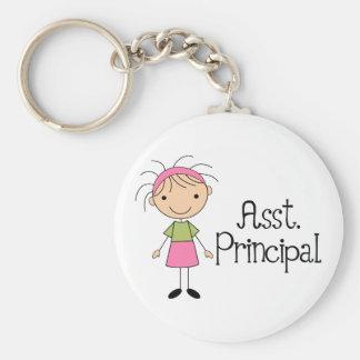 Assistant Principal Keychain