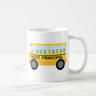 Assistant Principal (School Bus) Gift Coffee Mug