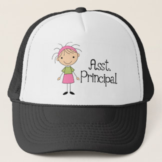 Assistant Principal Trucker Hat