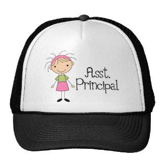Assistant Principal Trucker Hat
