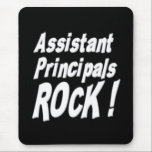 """Assistant Principals Rock! Mousepad<br><div class=""""desc"""">One of the Greatest things You can do for Others is Share. So why not Share what You are most Passionate about? It may be Your Job or Your Graduation that You are Proud of. Maybe Your Favorite Animal, Bird, Reptile or Fish, or even Your Birthday. Whatever it may be,...</div>"""