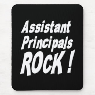 Assistant Principals Rock! Mousepad