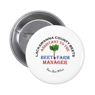 Assistant to the Beet Farm Manager Buttons