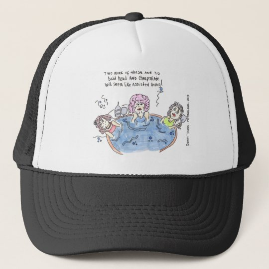 Assisted Living Trucker Hat