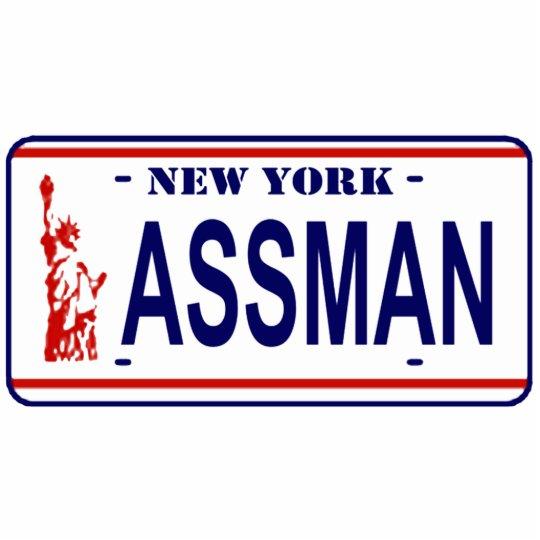 Assman Cutout