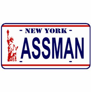 Assman Photo Cutout