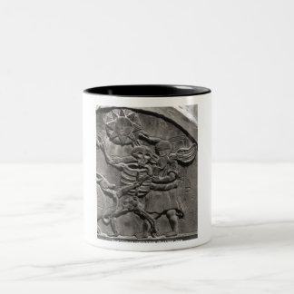 Assoc. of Gravestone Studies Two-Tone Coffee Mug