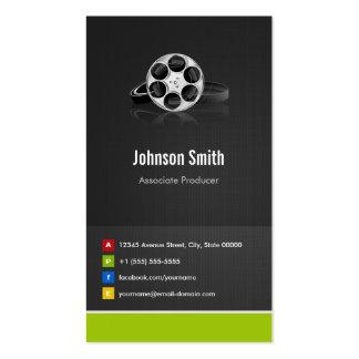 Associate Producer - Premium Creative Innovative Business Card