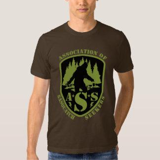 Association of Sasquatch Seekers T Shirt