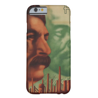 Association of the Soviet Union_Propaganda Poster Barely There iPhone 6 Case