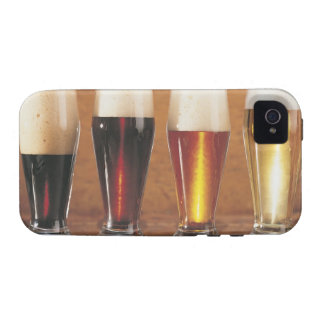 Assorted beers and ales iPhone 4/4S cases
