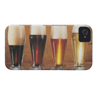 Assorted beers and ales iPhone 4 cover
