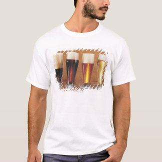 Assorted beers and ales T-Shirt