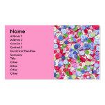 Assorted Buttons Business Card