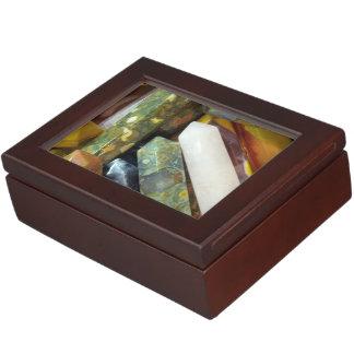 Assorted Chakra Massage Wands Memory Box