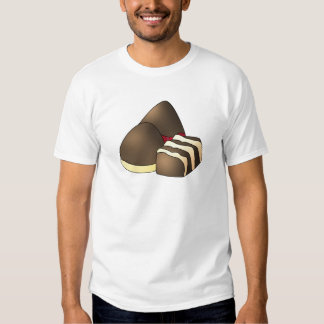 Assorted Chocolate w/ Chocolate Covered Strawberry T-shirt