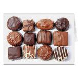 Assorted Chocolates Card