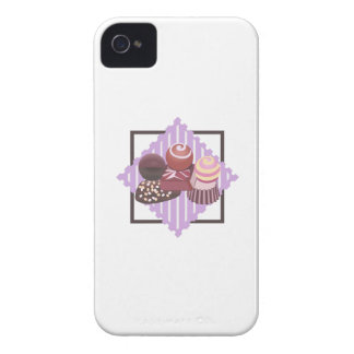 ASSORTED CHOCOLATES Case-Mate iPhone 4 CASES
